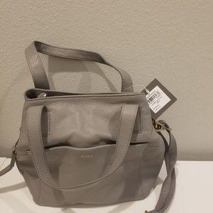 Fossil satchel/crossbody brand new